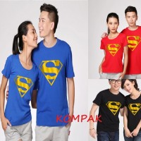 Kaos Couple Superman Foil