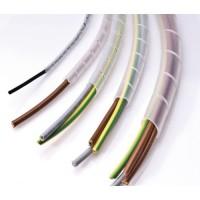 6 mm 10 meter Spiral wrapping band / pelindung kabel