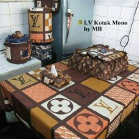 kitchen set/home set/taplak meja makan