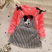 Baju Atasan Impor Bayi Minnie 013