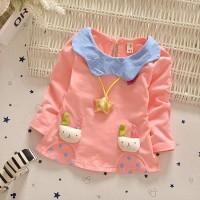 Baju Impor Bayi Coral Rabbit 001