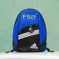 Tas Ransel Adidas F50 Biru Hitam(berkualitas dan murah)