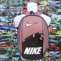 Tas Ransel Nike Sport Orange Jaring Biru(berkualitas dan murah)