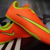 Sepatu Nike Mercurial Superfly Orange Sol 2Warna(murah terbaru)
