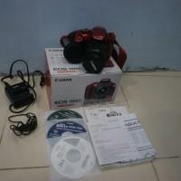 Canon EOS 1100 D EF-S 18-55 IS II Kit