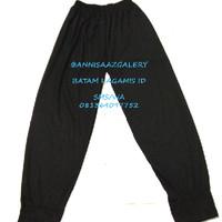 Celana Dalaman Gamis - Jumbo Hitam
