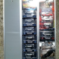 RAK DISPLAY RETRO HOTWHEELS PANJANG 50 CM