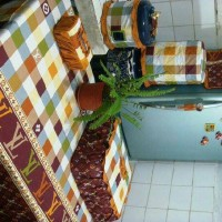 set dapur/home set/set taplak meja makan