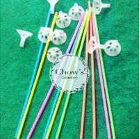 Stick and cup / Stik balon