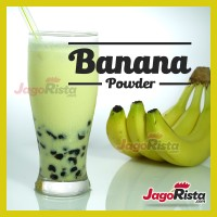 Premium GOLD Banana / Pisang ( Bubuk Minuman / Bubble Drink Powder )