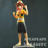 Monkey D. Luffy Styling One Piece Action Figure