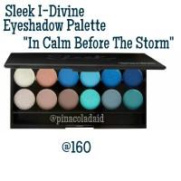 Sleek I-Divine Eyeshadow Palette - In Calm Before The Storm