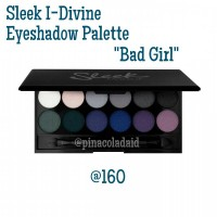 Sleek I-Divine Eyeshadow Palette - Bad Girl