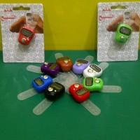 Tasbih Digital Mini Finger Penghitung / Tally Counter Oleh-Oleh Haji