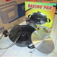 baking pan/ alat cetakan kue bolu/ alat baking