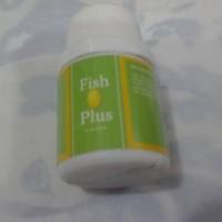 minyak ikan anjing kucing fish o plus
