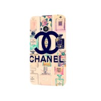 Cute Chanel Vintage Perfume Case for HTC One M7