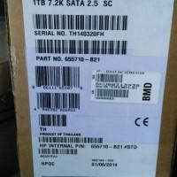 "HDD 1 TB SATA, 6G SATA 7.2k, 2.5"" HP ProLiant ML350p Gen8, DL360e Gen8"