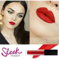 Sleek Matte Me Rioja Red