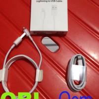 kabel data lightning 8 pin iphone ipad 4 5 6 s c plus mini air ori BOX