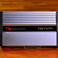 (FREE SHIPPING) Nakamichi NGTA-704 4CHANNEL POWER AMPLIFIER