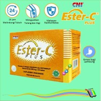 CNI Ester-C Plus Strip
