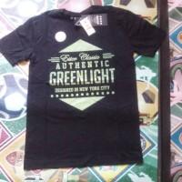 Kaos greenlight,3second,berak,mtma,dreambird