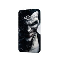 Joker in Batman Case for HTC One M7