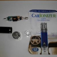 12V Mini Portable car air purifier/freshener ionizer (ZK-C018)