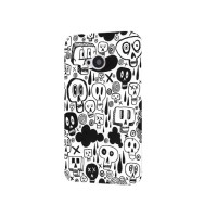 Skulls Case for HTC One M7