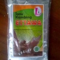 Susu Kambing Ettawa Double L Rasa Coklat