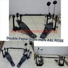 double pedal drum AXL ROSE