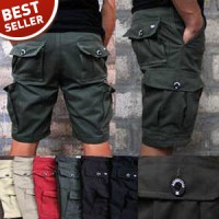 Celana Cargo Pendek All Brand | DC | Rebel eight | Quicksilver