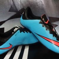 sepatu futsal Nike Mercurial Superfly IV Gerigi Birumuda murah
