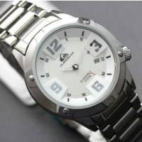 Jam Tangan Quicksilver Cisero Date Kw Super Silver