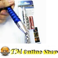 Senter Sorot Batu Cincin Akik Permata (Penlight / Led Pulpen Type 719)