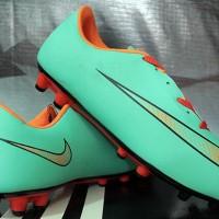 sepatu bola Nike Mercurial Superfly Hijau Tosca