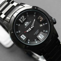 Jam Tangan Quicksilver Cisero Kw Super Silver Black