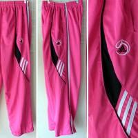 celana olahraga,Celana Training Panjang Adidas Pink