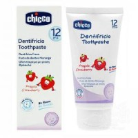 Chicco Toothpaste Strawberry 50ml