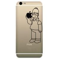 Tokomonster Decal Sticker Apple iPhone - Holmes Eat Apple