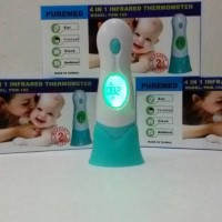PUREMED THERMOMETER DIGITAL  4 IN 1
