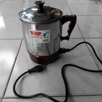 Mug/ Teko Listrik Stainless Steel SAP BR2014