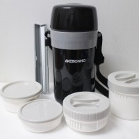 Akebonno Vacuum Lunch Jar Termos Rantang Makan 1,8 L ( LA-1800-1)