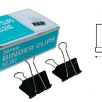 Binder Clip - Joyko - No 260 (Per dozen)
