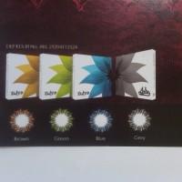 Softlens Warna Hijau Zuhra dari Exoticon