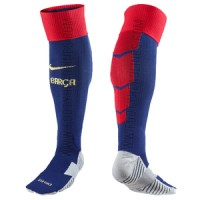 Kaos Kaki / Socks Bola Grade ORI Barcelona Home Official 2014-2015