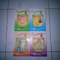 Komik Roadside Angel 1 set 20rb (seri 1-4)