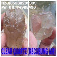 Rough / Bongkahan Kecubung Air/Kinyang Air/ Clear Quarts