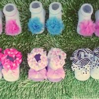 Socks baby renda